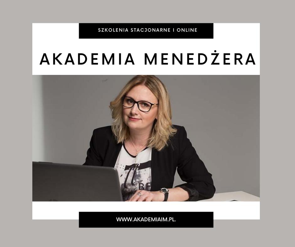 AKADEMIA MENEDŻERA (online)