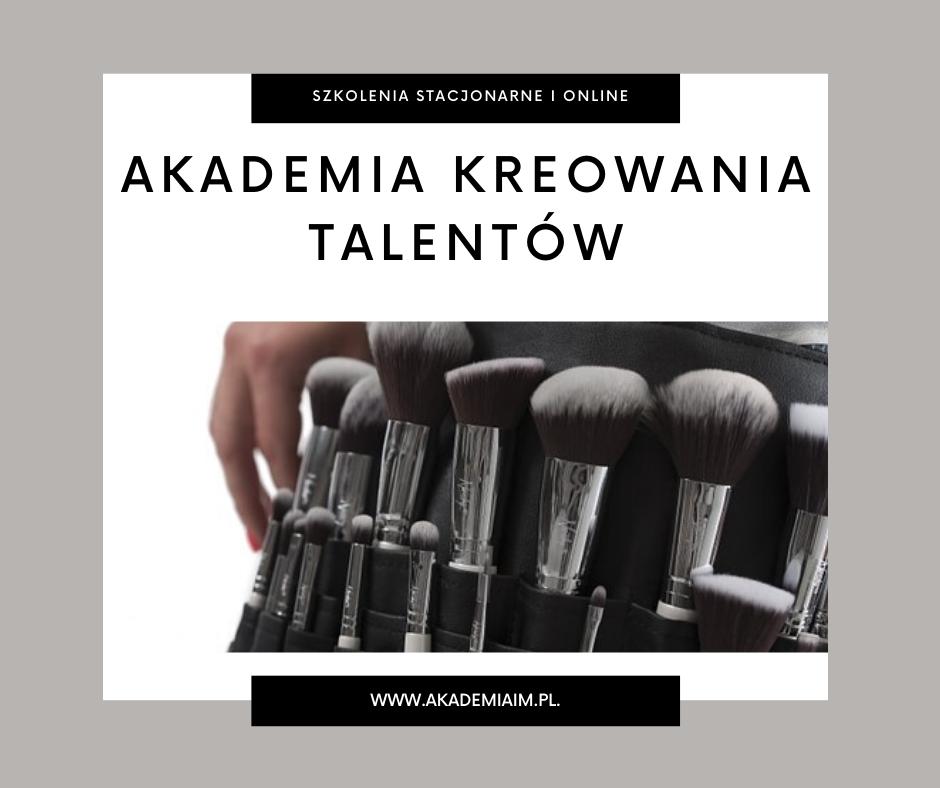 AKADEMIA KREOWANIA TALENTÓW (online)